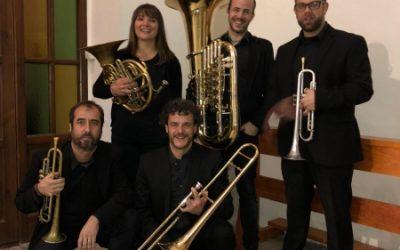 Blanes Brass Quintet – Teatre de la Costa Brava Sud