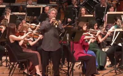 Matthew Simon &  Simfònica de Sant Cugat