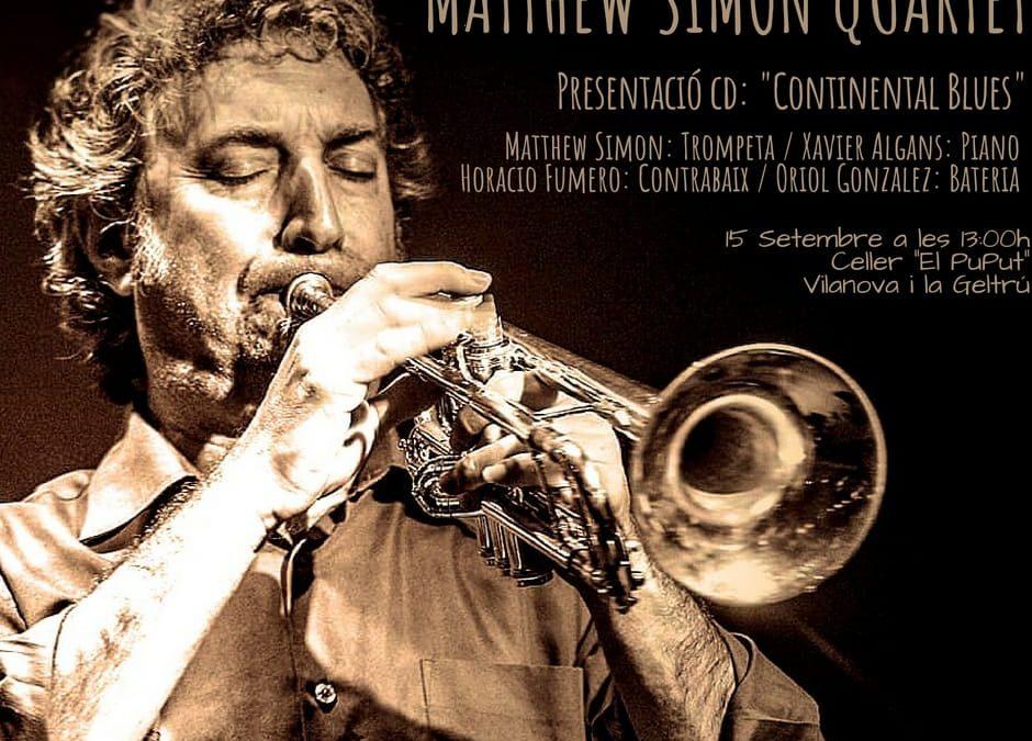 Matthew Simon – Celler de cal Puput