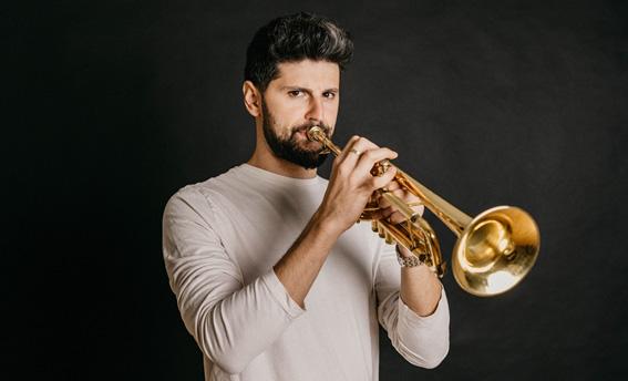 Gregori Hollis - trompetistesCAT