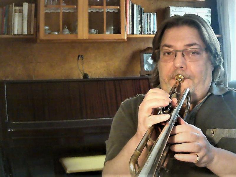 Gonzalo Álvarez - trompeta