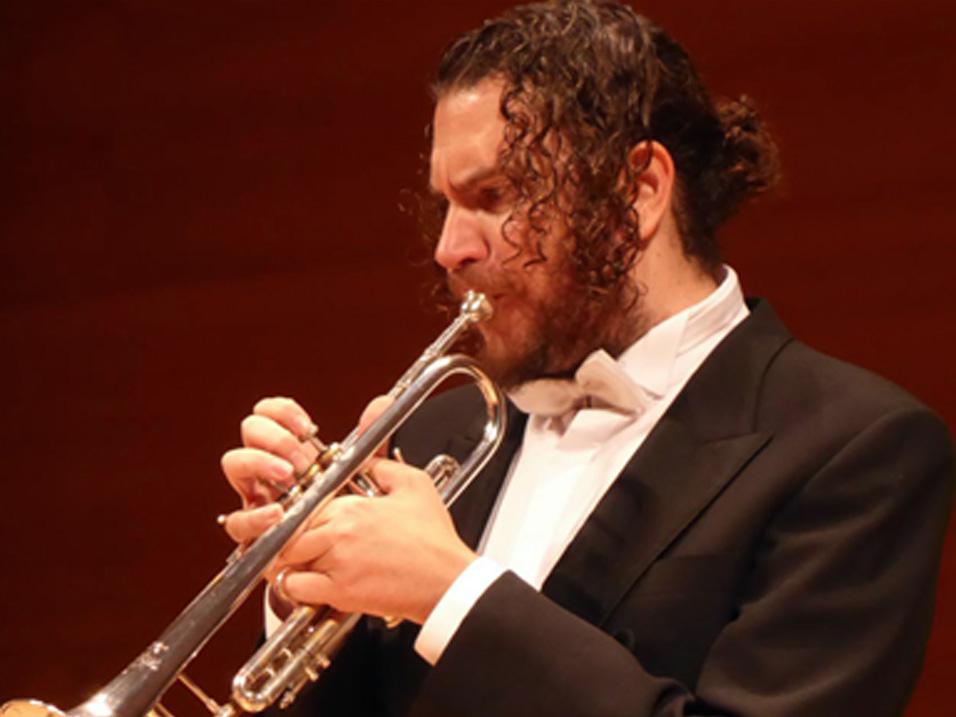 Jordi Gil - trompeta