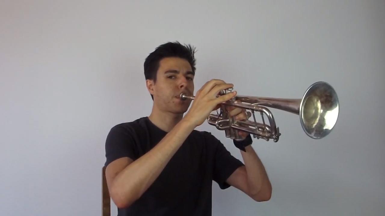 David Urrutia - Trompeta