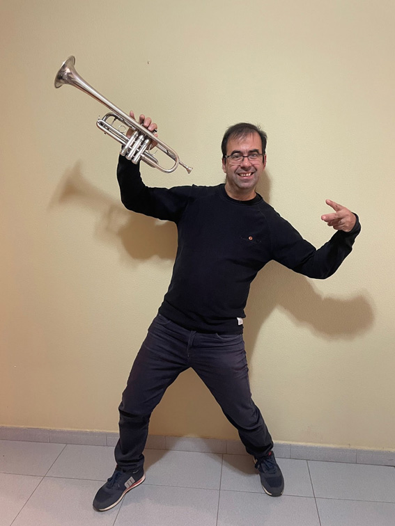 Ramon Reverté - trompeta