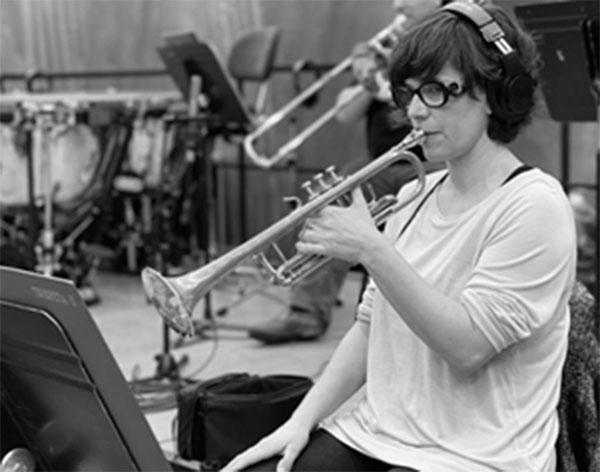 Esther López - trompeta