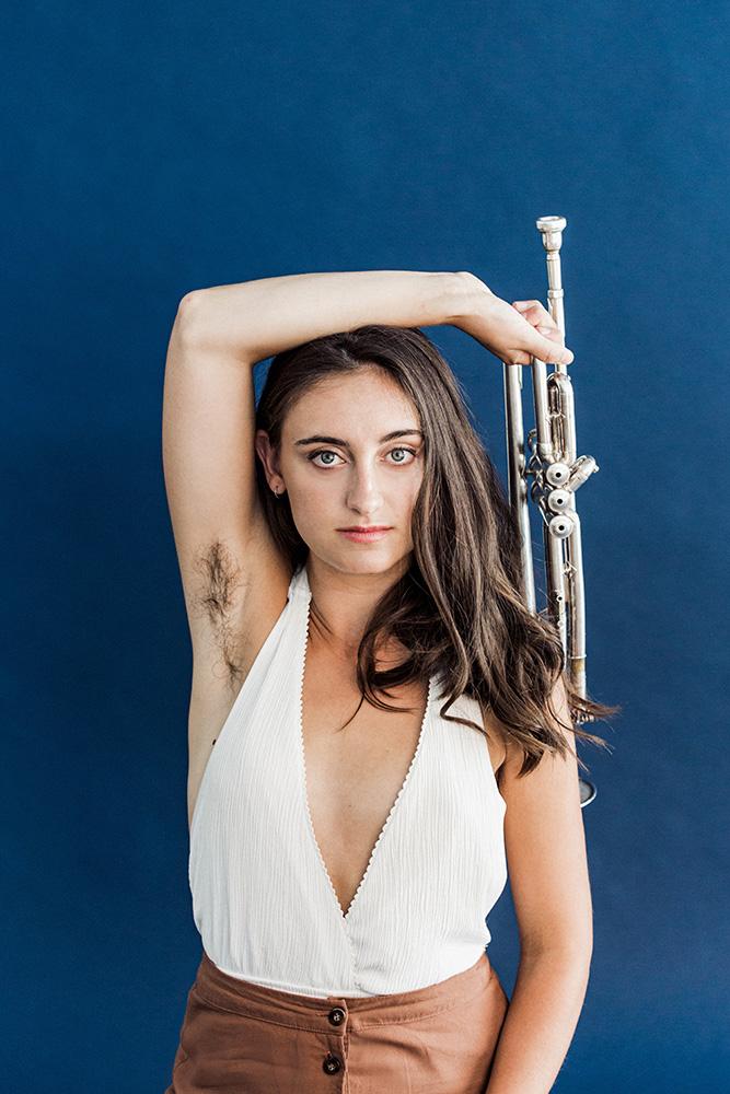 Alba Careta - trompeta