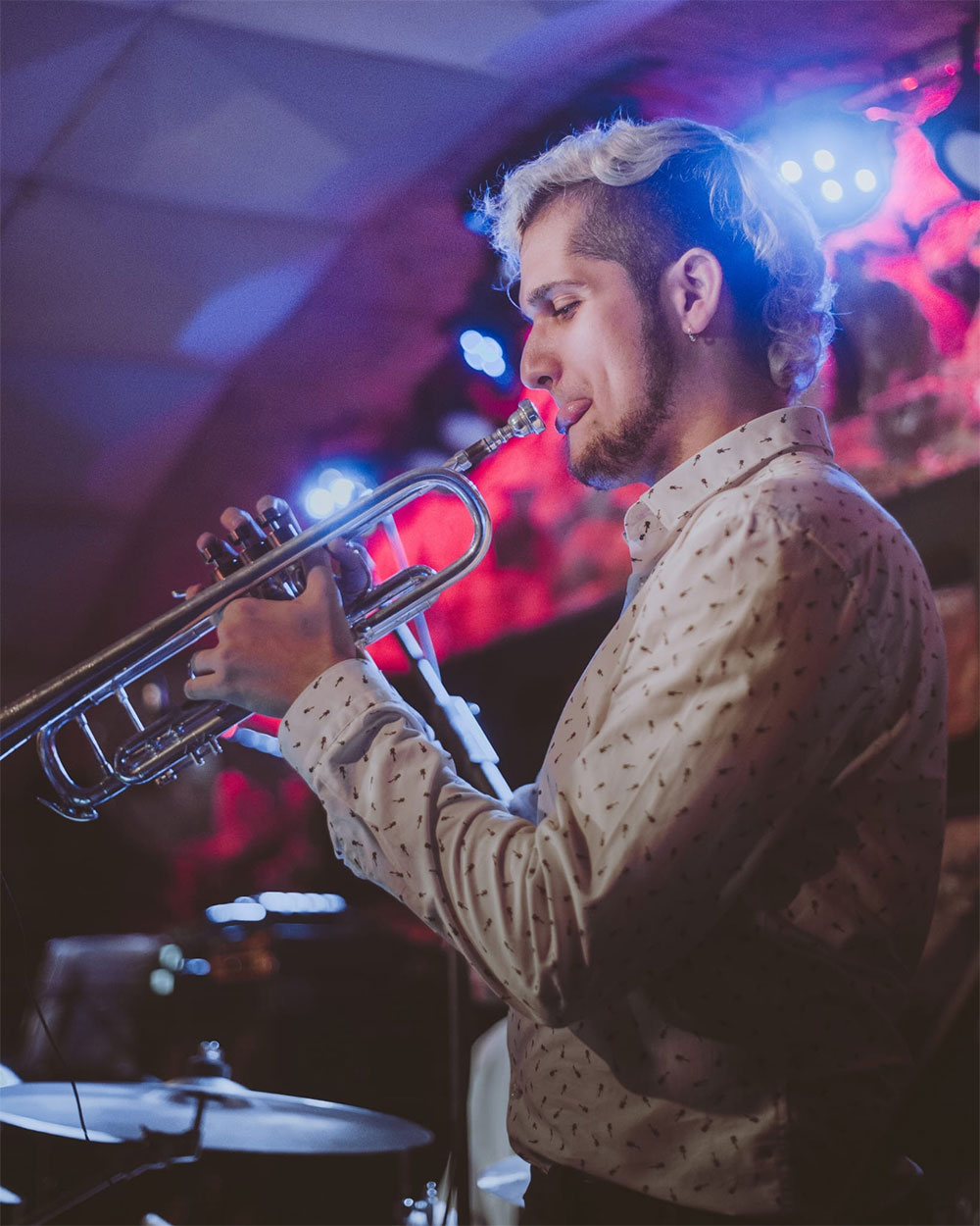 Arnau Morell - trompeta