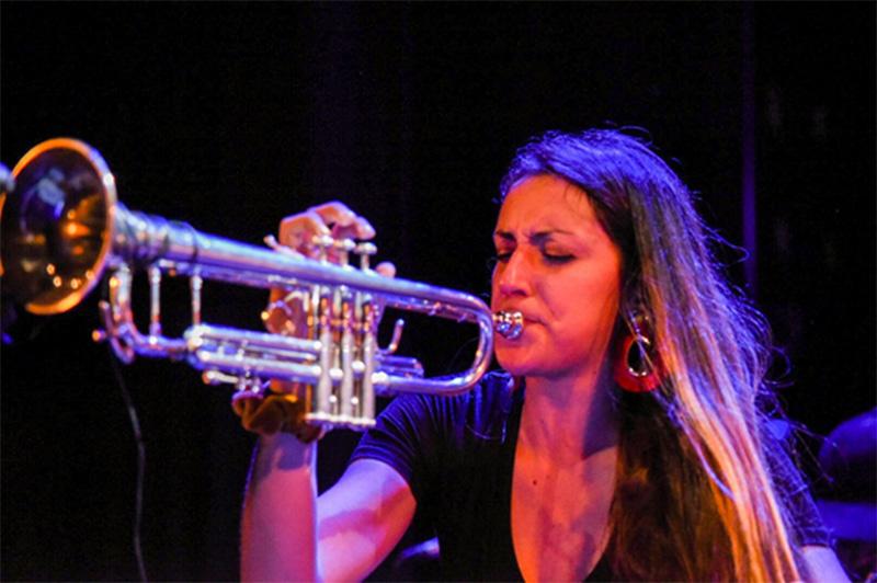Berta Gala - trompeta